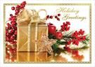F3931-ppC<br>Golden Gift Greetings